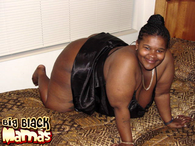 Bbw big black naked mamas can not